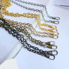 Long 120cm/60cm Metal Purse Chain Strap Handle Replacement Handbag Shoulder Bag@