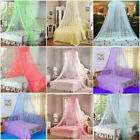 Princess Lace Netting Mosquito Net Dome Bed Canopy Kids Girl Gift Fly Insect US image