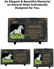 Kyпить Custom Pet Memorial Grave Stone Plaque Marker HeadStone Dog Cat Horse Parrot Rat на еВаy.соm