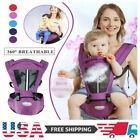 Kyпить Multifunction Breathable Baby Carrier Waist Stool Hipseat Sling Pouch Front  на еВаy.соm