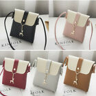 Women Shoulder Bag Handbags PU Leather Crossbody Purse Tote Satchel Fashion NEW image