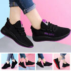 Outdoor Womens Trainers Fitness Sneakers Jogging Sports Running Gym Casual Shoes