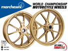 Marchesini Wheels Kawasaki Ninja 400 10 Spoke Kompe, Front and Rear Set