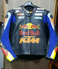 Brand New MOTOGP MOTORBIKE RACING LEATHER JACKET MEN'S All Size Available