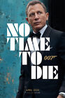 Posters USA - 007 No Time To Die Movie Poster Glossy Finish - PRM078 $11.95 USD on eBay