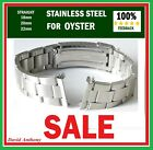 CHOICE 18mm 20mm 22mm For OYSTER STYLE, STRAIGHT END, WATCH BRACELET - QUALITY!! image