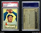 1952 Topps #43 Ray Scarborough Red Sox PSA 6 - EX/MT