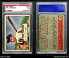 1952 Topps #97 Earl Torgeson Braves PSA 7 - NM