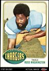 1976 Topps #38 Russ Washington Chargers Mizzou 6 - EX/MT $3.75 USD on eBay