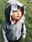 Shark🦈 Finn hoodie sizes 2 Years 3 Years