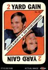 1971 Topps Game #48 Lance Alworth Chargers 3 - VG $1.65 USD on eBay