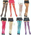 Kyпить Plain Top Thigh High FISHNET Stockings - 8 COLORS O/S на еВаy.соm
