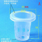10x Mesh Pot Net Cup Basket Hydroponic Aeroponic Plant Grow Garden GardenT Nw picture