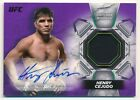 HENRY CEJUDO 2018 TOPPS UFC KNOCKOUT AUTOGRAPH RELIC PATCH AUTO SP #12/25 $80Mixed Martial Arts (MMA) Cards - 170134