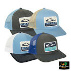 NEW DRAKE WATERFOWL SYSTEMS PATCH LOGO MESH BACK BALL CAP HAT