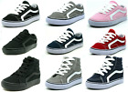 Внешний вид - New Lace Up Low Top And Hi Top Baby Toddler Boy Or Girl Canvas Shoes Size 5-11