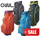 New OUUL Python Collection Tour Super Light Cart Bag Deluxe