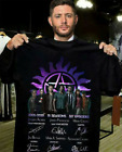 Supernatural 2005-2020 15 Seasons 327 Episodes Thank You Signature T-Shirt