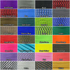 550 Paracord Rope Mil Spec Type III 7 Strand Parachute Cord 50 100 250 ft - Lot