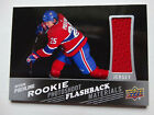 2019-20 Upper Deck Rookie Materials Jersey Relic Hockey Cards U Pick From ListIce Hockey Cards - 216