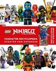 LEGO NINJAGO Character Encyclopedia, Updated Edition: New Exclusive Jay Minifigu