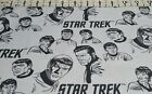 CAMELOT FABRICS   STAR TREK    PREMIUM LICENSED  100% COTTON   FAT QUARTER £2.95 on eBay