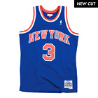 John Starks New York Knicks Hardwood Classics Throwback NBA Swingman Jersey on eBay