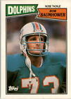 1987 Topps Football Pick Complete Your Set #1-250 RC Stars ***FREE SHIPPING***