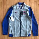 NIKE Chicago Cubs DRI-FIT Full Zip Jacket Adult Size: SMALL (New) on Ebay