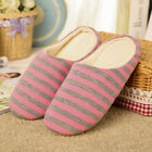 Ladies Womens Memory Foam Slippers House Shoes Anti Slip Comfy Cozy Home Indoor