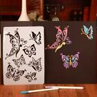 Animal Reusable Face Paint Stencil Body Tattoo Painting Makeup Template