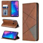 Magnetic Leather Flip Wallet Card Stand Shockproof Case Cover For Redmi 7A/Note7
