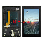 Lot For Amazon M8S26G Fire HD 7 9th Gen 2019 Touch Screen ± LCD Display ± Frame