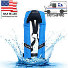 A++ Quality Kayak Fishing Inflatable Life Jacket PFD Fit Universal Fishing Vest