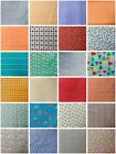 Cotton Quilting Fabric By The Half Yard 100 Cotton You Choose