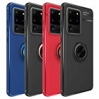 For Samsung Galaxy S20+ Ultra/S20 Plus/Note 10 Ring Armor Slim Shockproof Case $10.92 USD on eBay