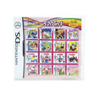 All in 1 Game Cartridge Multicart For Nintendo DS NDS NDSL NDSi 2DS