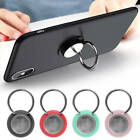 360° Rotate Finger Ring Holder Cell Phone Stand Car Grip Mount Magnetic Bracket