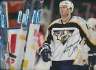 Nashville Predators Autographed 8x10 Photos  U-Pick Choose Single  NHL Hockey $3.26 USD on eBay