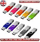 USB2.0 Memory Stick Flash Thumb Pen Drive Data Storage 8/16/32/64/128/256 UData