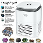 SimPure Air Purifier with True HEPA Filter Air Fresher Odor Allergies Smoke Dust