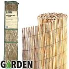 2M x 4M Garden Reed Fencing Ideal For Screening Walls And Fences