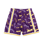 Los Angeles Lakers Tear Up Pack NBA Shorts on eBay