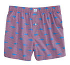 Southern Tide Mens Allover Print Cotton Boxers