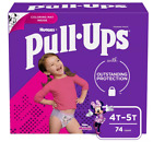 Huggies Pull Ups Learning Designs Girls