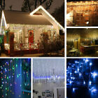 96~960 LED Christmas Snowing Icicle LED String Fairy Light with Memory Function