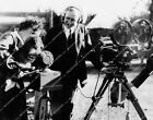 crp-50962 unknown director w lion cub and antique movie camera unknown MGM silen picture