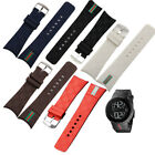 26mm Rubber replacement Watch Band Strap For I-Gucci Digital Men's Watch