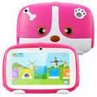 "Kids 7"" Tablet PC 16GB Android 9.0 WiFi 3G Quad Core Dual Camera Children Gift"