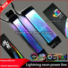 NEW 24 Pin Addressable RGB Power Extension cable GPU ATX Strimer 24PIN 8Pin